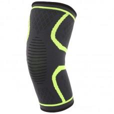 Суппорт колена светло зеленый