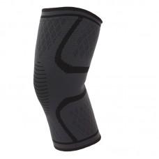 Суппорт колена черный