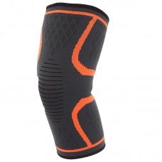 Суппорт колена оранжевый