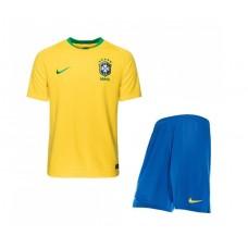 Футбольная форма Nike сборная Бразилии