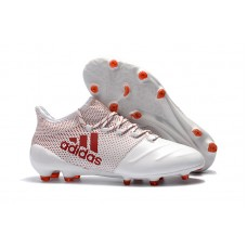 Бутсы Adidas X 17.1 leather FG