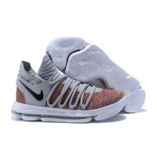 Кроссовки Nike KD 10 Multi-color