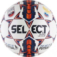 Мяч мини-футбольный SELECT SUPER LEAGUE АМФР РФС FIFA