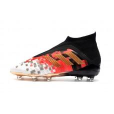 Бутсы Adidas Predator 18+ Telstar FG