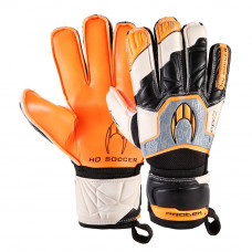 Вратарские перчатки HO SOCCER Basic protek flat orange legend