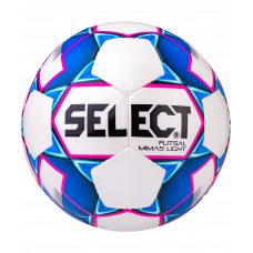Мяч мини-футбольный Select Futsal Mimas Light