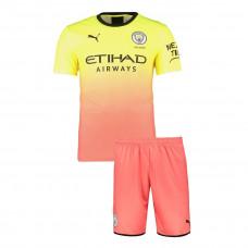 Футбольная форма Puma FC Mun City
