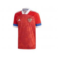Домашняя футболка сборной России на чемпионат Европы 2020