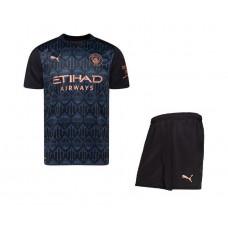 Футбольная форма Puma FC Manchester City 2021