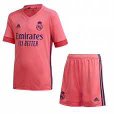 Футбольная форма Adidas FC Real Madrid 2021