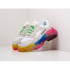 Кроссовки Balenciaga TRIPLE S цвет разноцветный