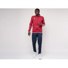 Спортивный костюм Adidas цвет красный
