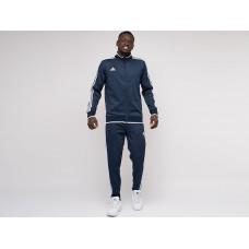 Спортивный костюм Adidas цвет темно синий